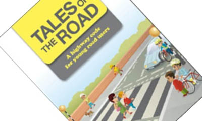 Free Tales of the Road Highway Code Booklet
