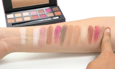 Free W7 Eyeshadow Palette
