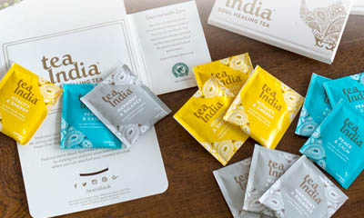 Free Tea India Sample Packs