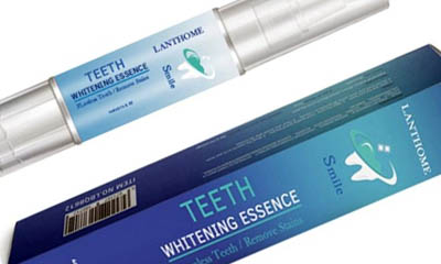 Free Teeth Whitening Essence Sample