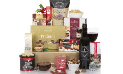 Win 1 of 5 Christmas Hampers from Hamper.com