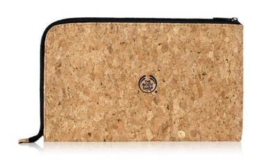 Free Cork Make-up Bag from The Body Shop