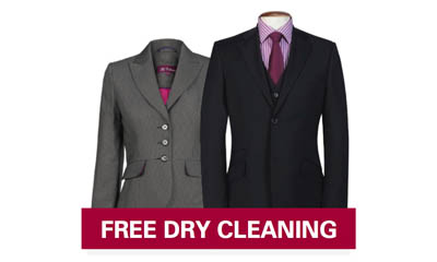 Free Outfit Cleaning at Timpson for Unemployed