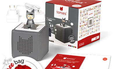 Free Toniebox Interactive Listening System
