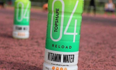 Free Pack of Topshape Vitamin Water
