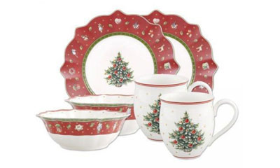 Free Villeroy & Boch Toy's Delight Breakfast Set