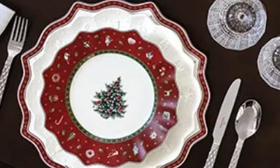 Free Villeroy & Boch Christmas Plates