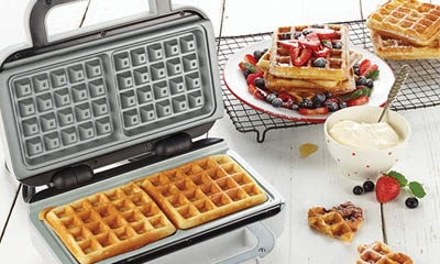 Win A Breville DuraCeramic Waffle Maker