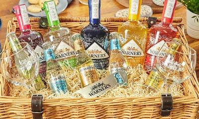 Free Warner's Gin Hamper