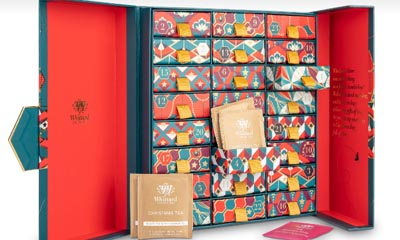 Win a Whittard Luxury Tea Advent Calendar