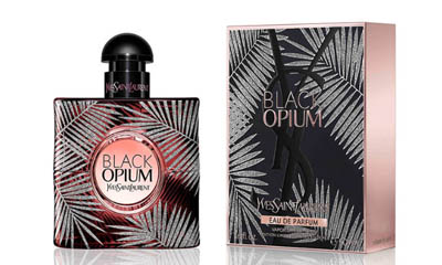 Free YSL Black Opium Exotic Illusion Fragrance