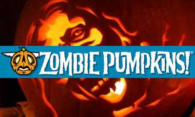 Free Movie Monsters Pumpkin Patterns