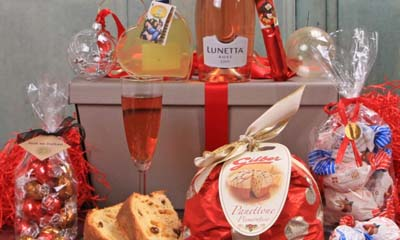 Win 1 of 3 So Italian Dolce Festive Hampers