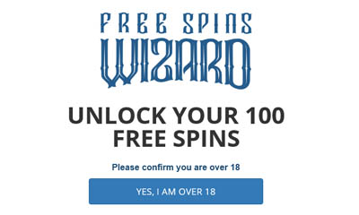 100 Free Spins From SpinWizard