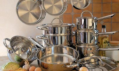 Win a Jean Patrique 15-piece Cookware Sets
