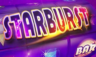 500 Free Spins on Starburst