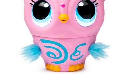 75% Off Owleez Flying Baby Owl Interactive Toy