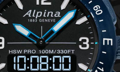 Win an Alpina Alpinerx Watch