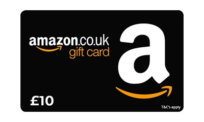 Free £10 Amazon Gift Card for Energy Switch