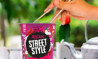 Win a Year's Supply of Asian Street Style Noodle Pots