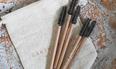 Free Bamboo Mascara Brushes