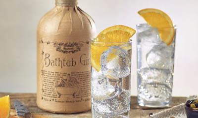 Free Bathtub Gin