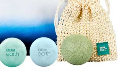 BBC Earth Eco Bathroom Starter Kit