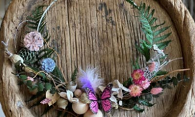 Free Wreath Kit Worth £40