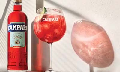 Free Bottle of Campari - Ends Today!