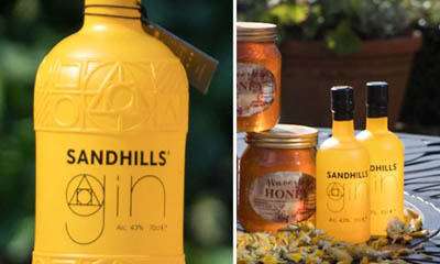 Win a Bottle of Sandhills Gin