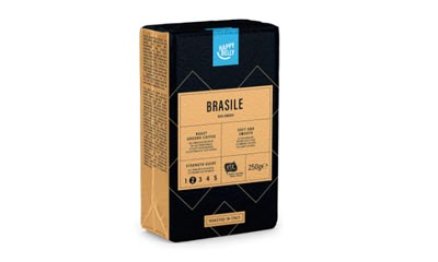 Free Happy Belly Brasile Ground Coffee