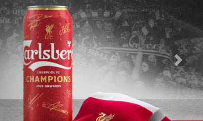 Free Case of Carlsberg Champions Beer