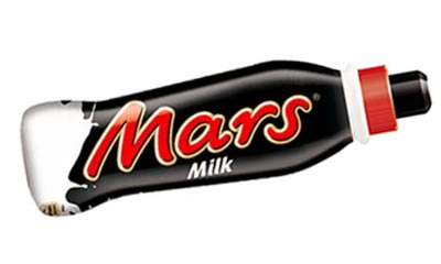 Free Case of Mars Milk
