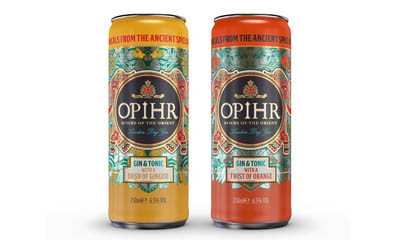 Free Case of OPIHR G&T Cans