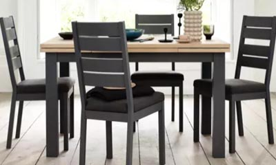 Win a Cayenne Dining Set with Furniture Village