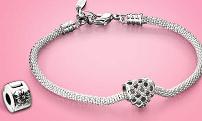 Free Chamilia Bracelet & Charm