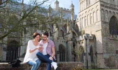 Win a City Break in Exeter