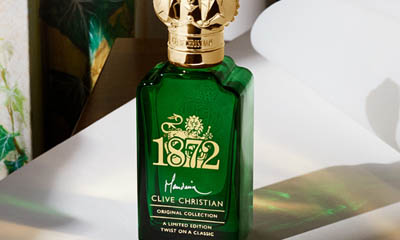 Win a Clive Christian 1872 Perfume