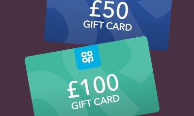 Free Co-op Gift Cards
