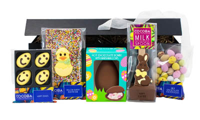 Win a Dualit and Cocoba Chocolate this Easter