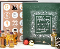 Free Personalised Whisky Advent Calendar