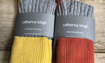 Free Catherine Tough Socks
