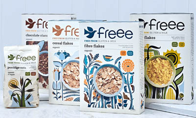 Win a Doves Farm Breakfast Cereal Bundle