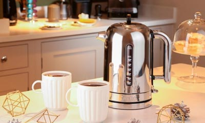 Free Latte Cups when you buy a Dualit Kettle