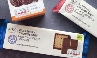 Free M&S Extremely Chocolatey Milk Chocolate Biscuits
