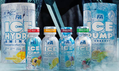 Free FA Nutrition Ice Energy Drinks