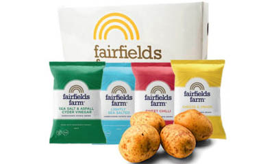 Win Farm Fields Crisps & Potatoes