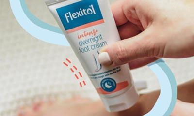 Free Flexitol Overnight Foot Cream