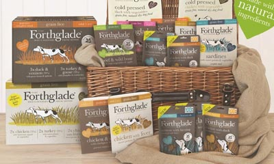 Free Forthglade Dog Food Hampers