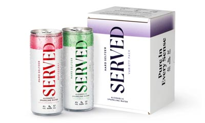 Free Fruit Flavoured Alcohol Sparkling Water Drink
